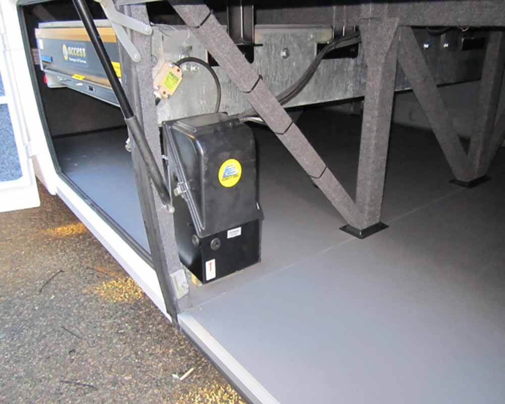 Wheelchair Ramp Conversion 5