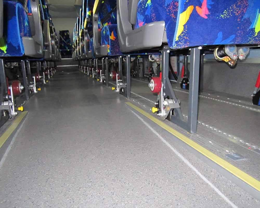 Adjustable seat tracks