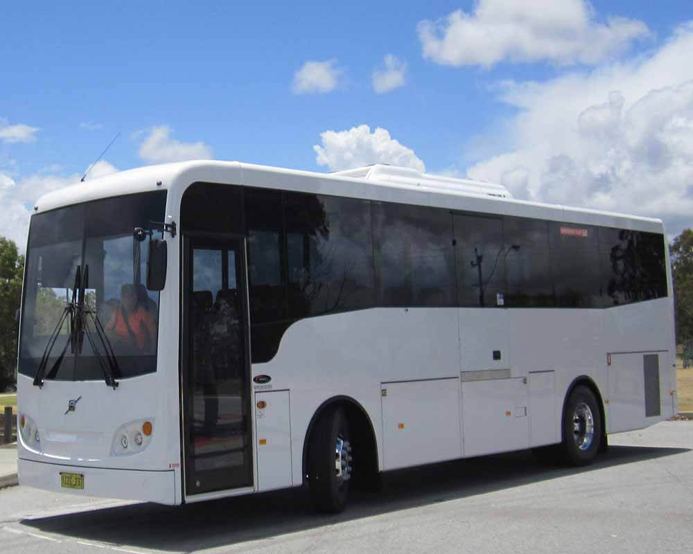 Charter Bus 1