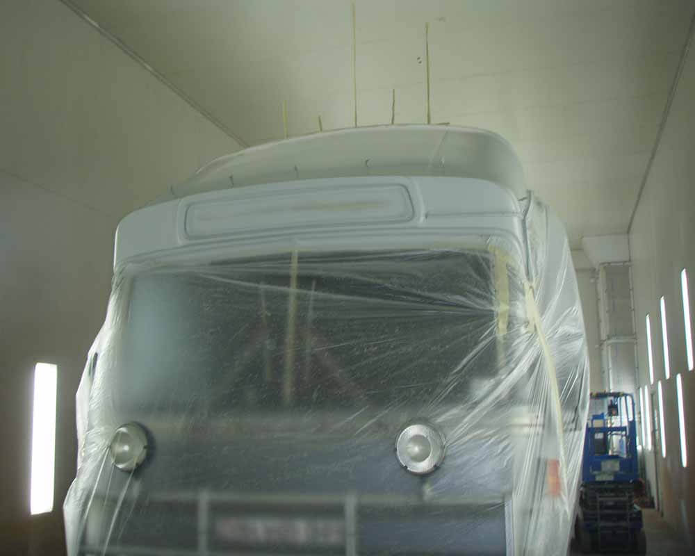 Denning Motor Home Refurb 4