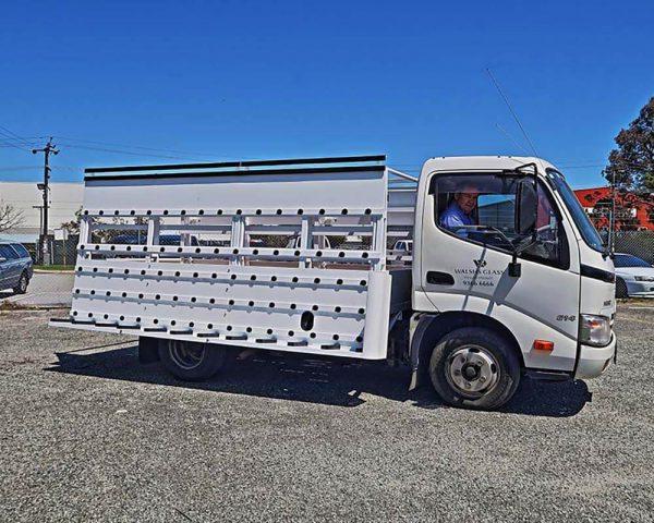 Glass Truck 1