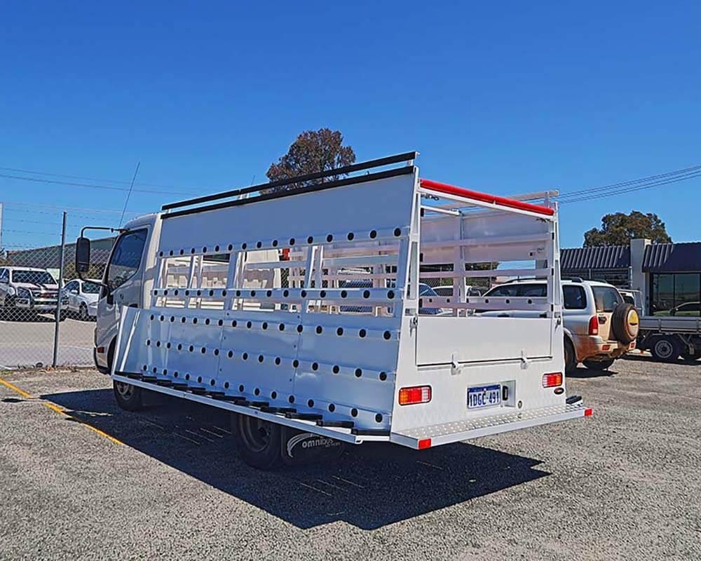 Glass Truck 2