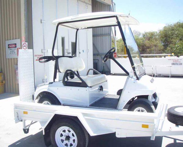 Golf Cart Trailer 3