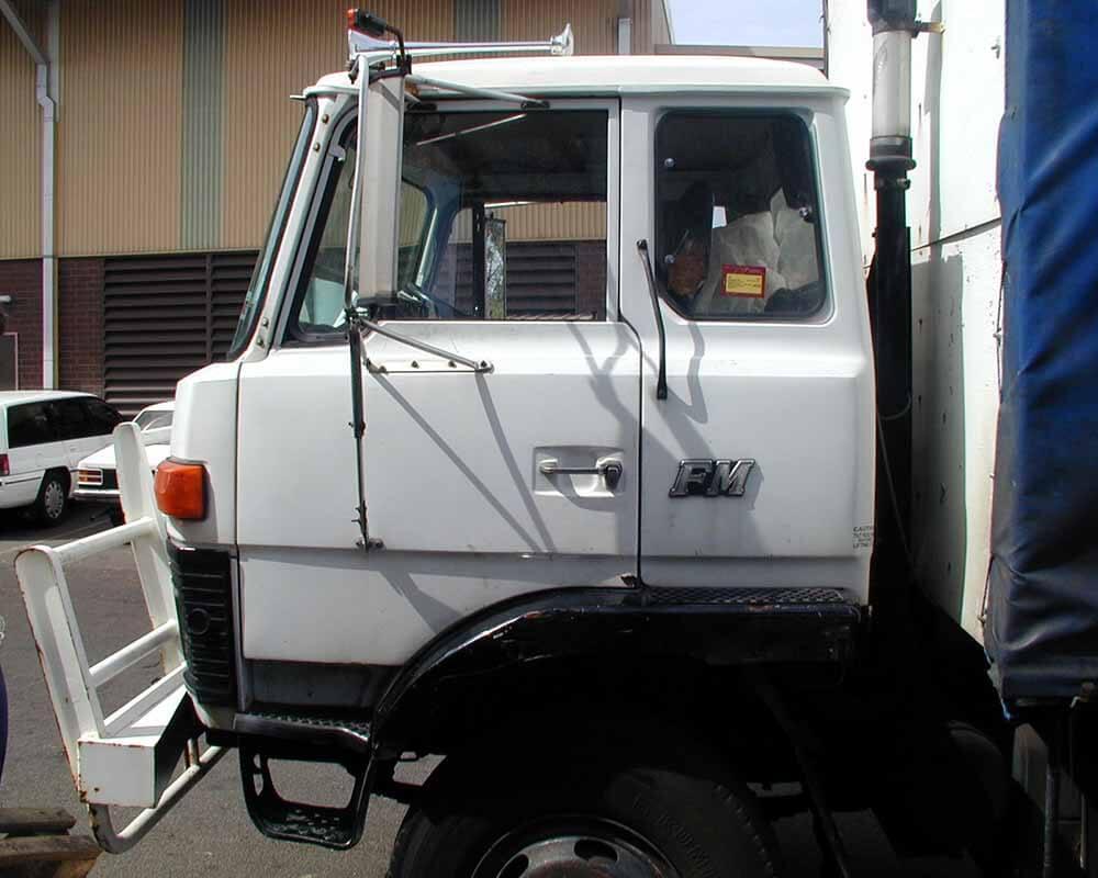 Hino Truck Refurb 1