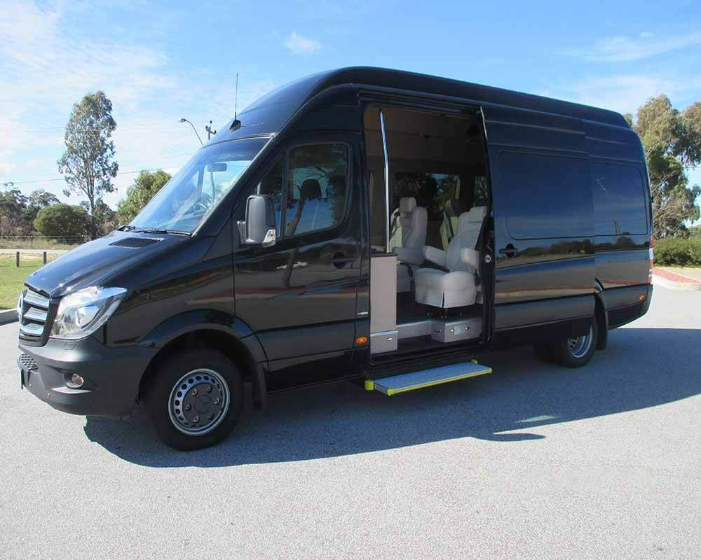 Mercedes Limo Conversion a13