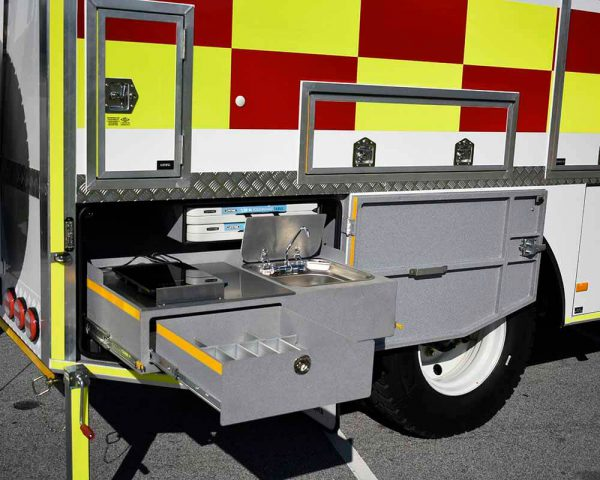 Incident Control Vehicle DEFS 2