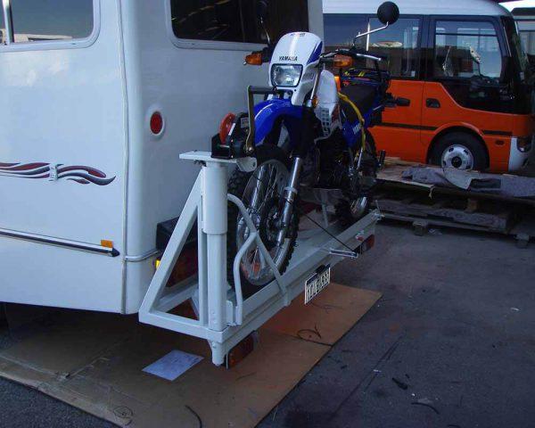 Motor Bike Carrier 5