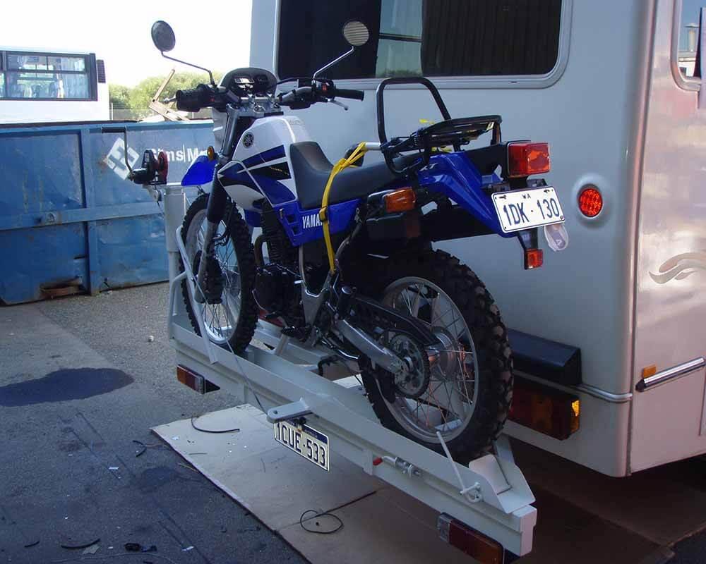 Motor Bike Carrier 6