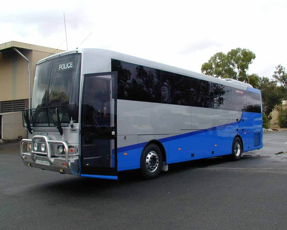 Scania L94 after