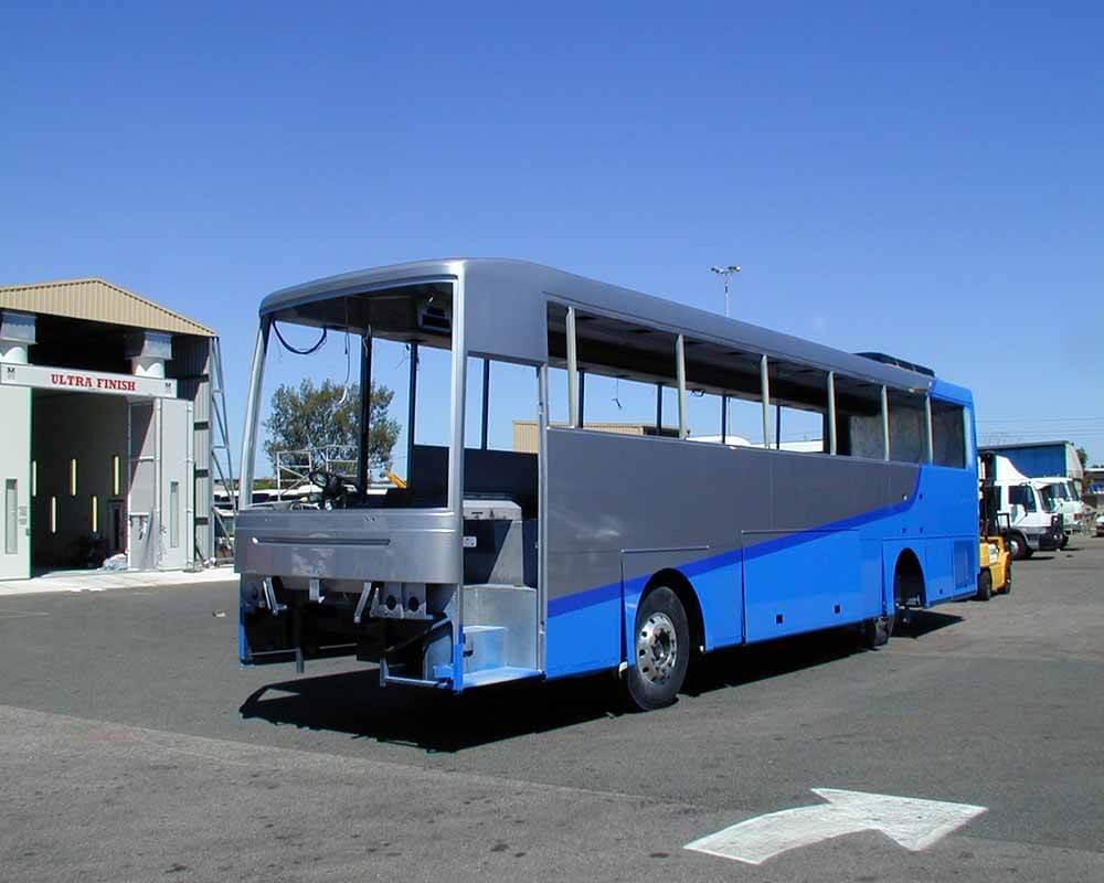 Scania L94 before
