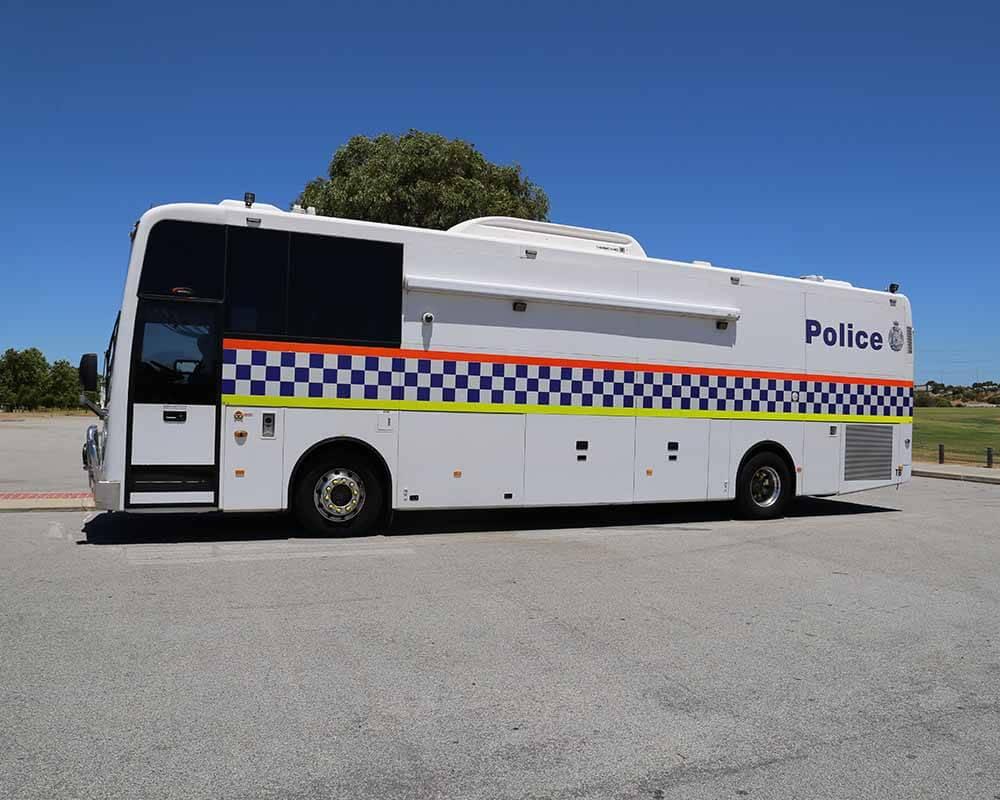 WA Police Bus 1