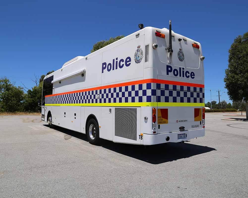 WA Police Bus 2
