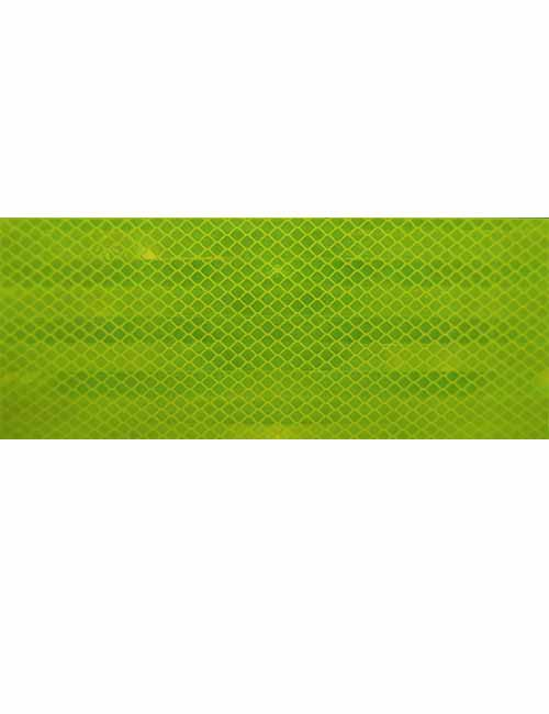 High Visibility Fluoro Tape decal