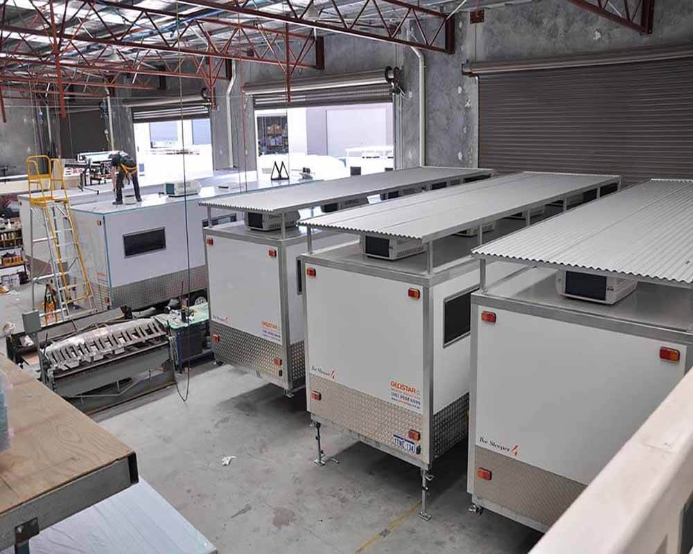 Mobile Solutions Manufacturing