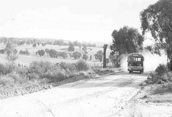 Murradup school bus 1965 001