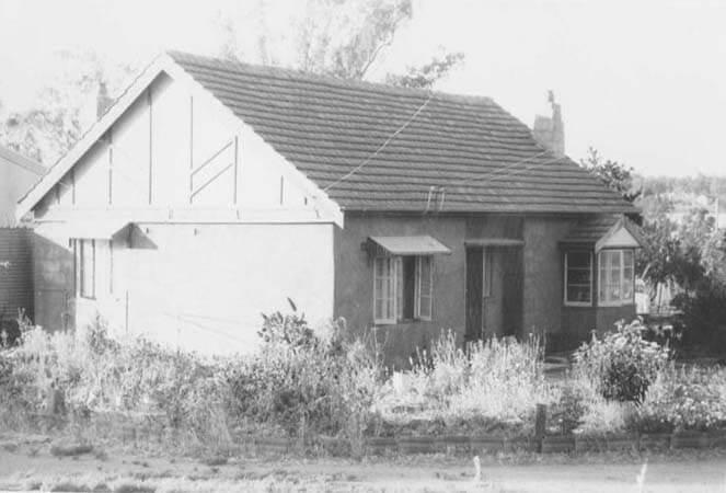 Pryor house Kojonup 1965 001