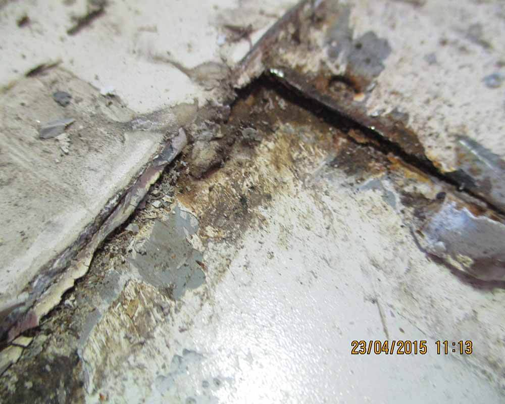 Roof Joint Repairs 2