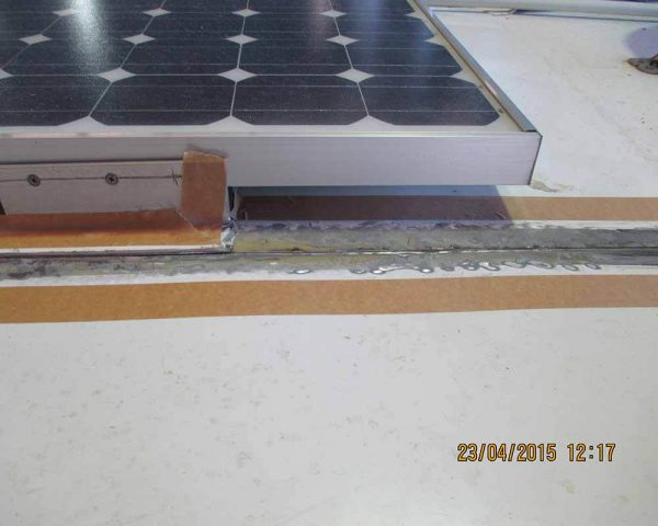 Roof Joint Repairs 4