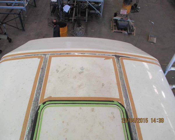 Roof Joint Repairs 5
