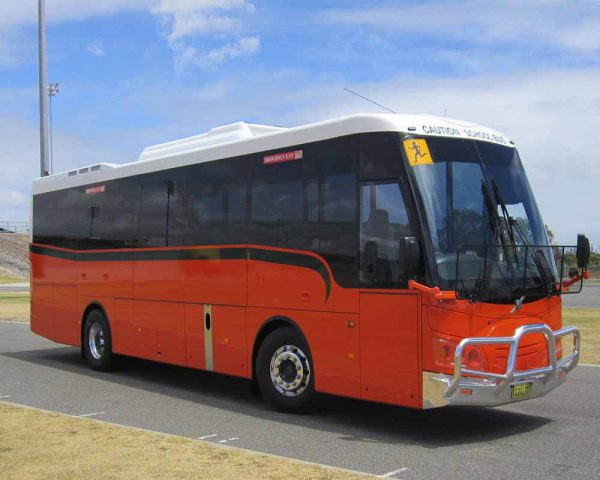 School Bus WA 1