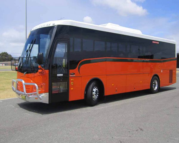 School Bus WA 2