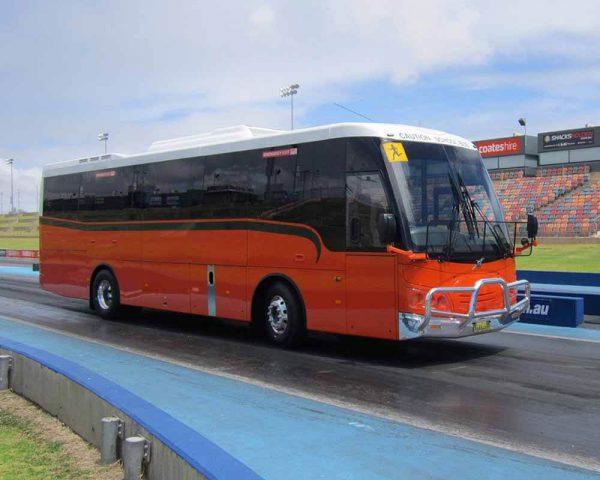 School Bus WA 3