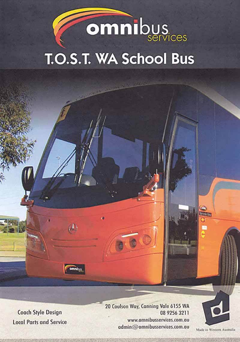 WA School Bus 1