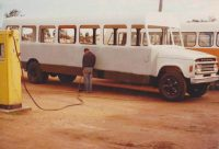dodge truck chassis bus 001