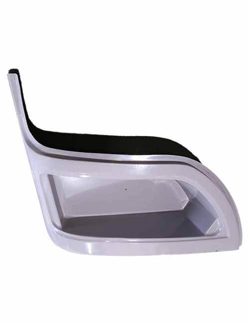 Front Headlight Panel-Curved Front