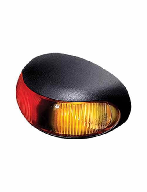 Lamp Marker Red-Amber-LED
