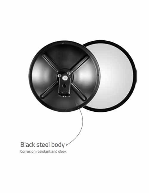 Mirror Spoter-Britax 125mm Diameter