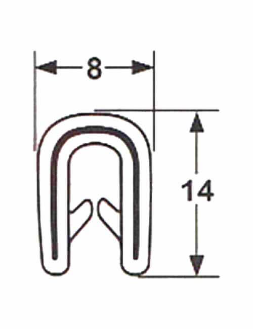 Pinchweld Capping Large