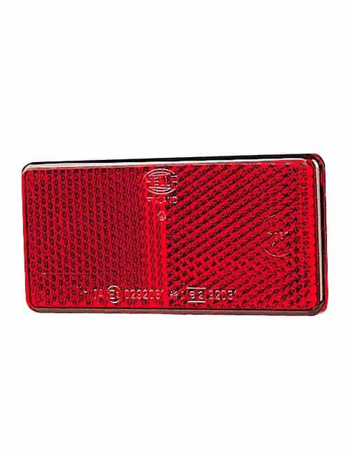 Reflector Red 94 X 44