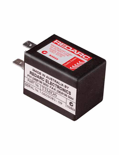 Relay Timer 10a-delayed On 12v-24v